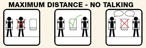 Proper Urinal Etiquette - Tips for Men - One Point Partitions